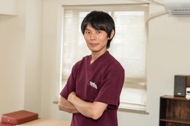 鍼灸師の吉澤