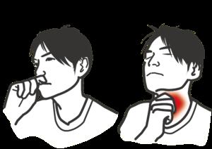 咽喉頭異常感